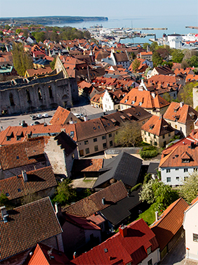 World Heritage city of Visby