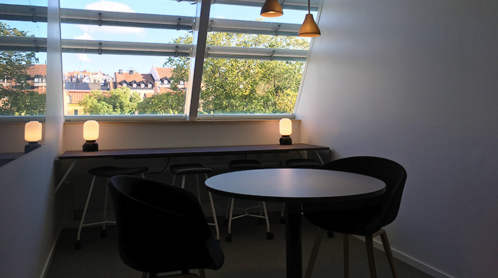 Heden (group study room)